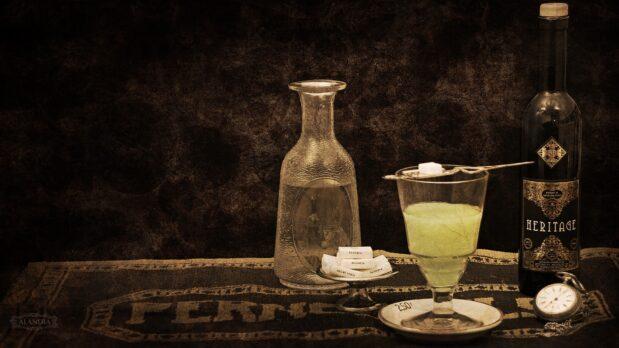 Die grüne Fee: Absinth kaufen