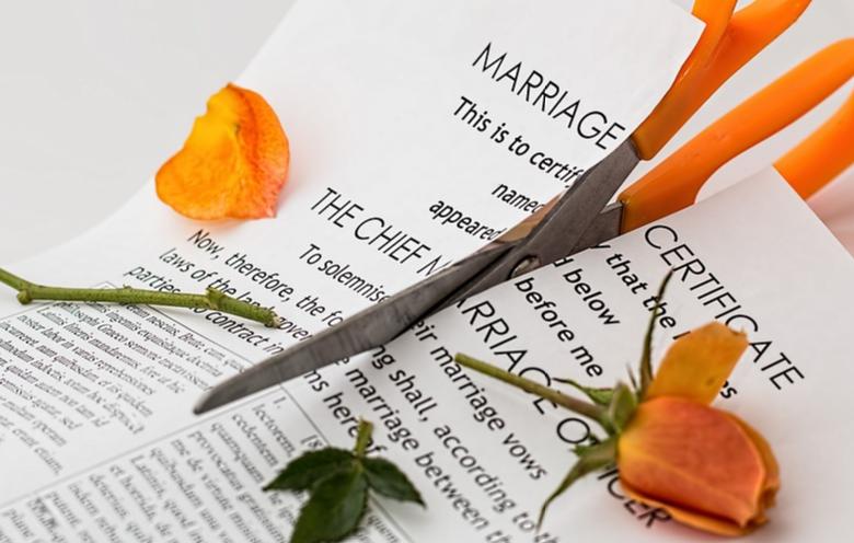 scheiden lassen