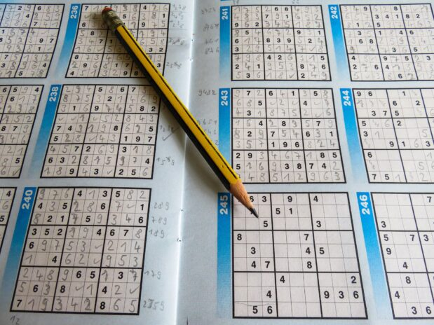 Sudoku – Denksport für jedermann