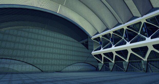 Mit einer Stahlhalle flexibel das Unternehmen vergrößern