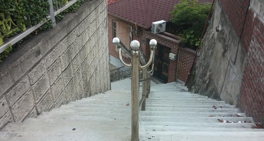 Treppenlift Außenbereich