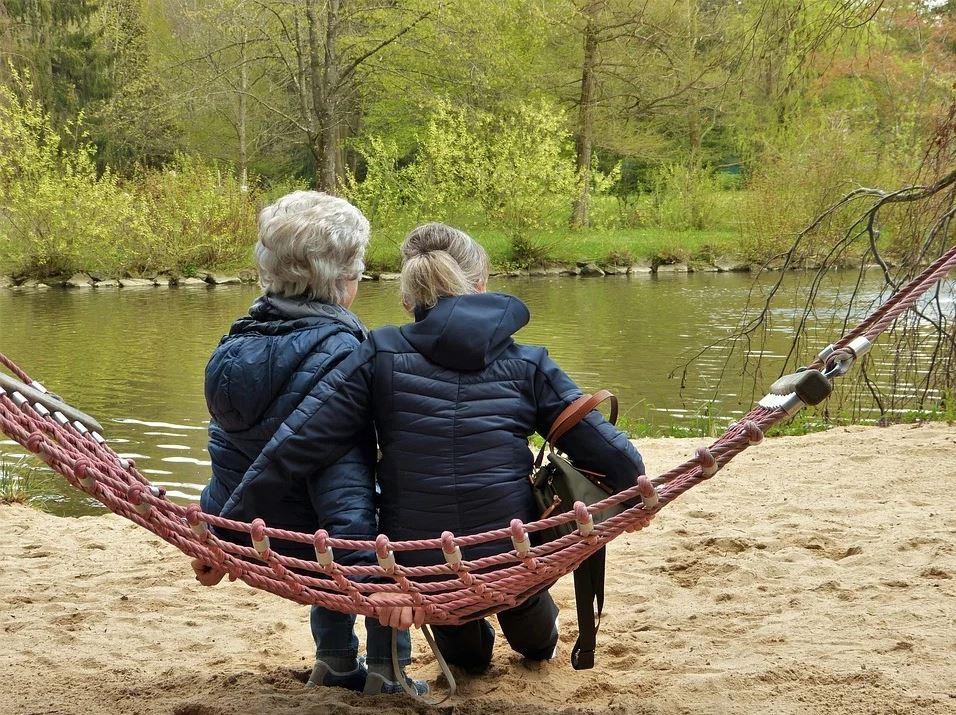 Polnische Betreuerin für die Pflege von Senioren