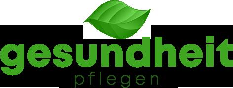 Gesundheit Pflegen Logo